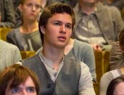 Ansel Elgort in Divergent pic
