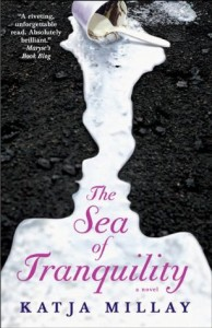 Sea of Tranquility book cover